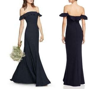 Likely | Bartolli Off The Shoulder Gown